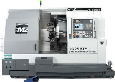 CNC-Drehmaschine-AW